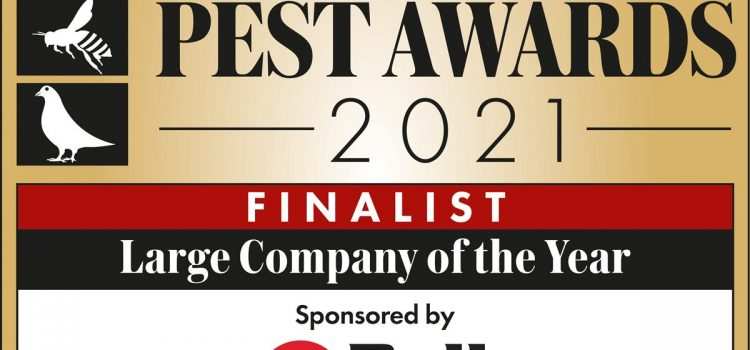 pest control company of the year